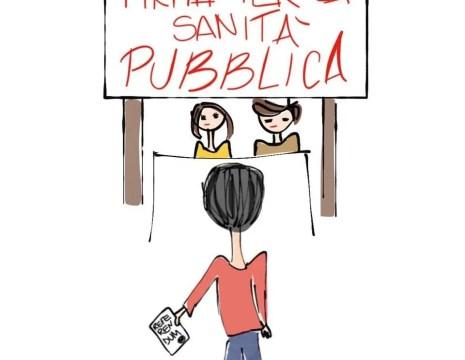 Disegno di Roberta Bancale