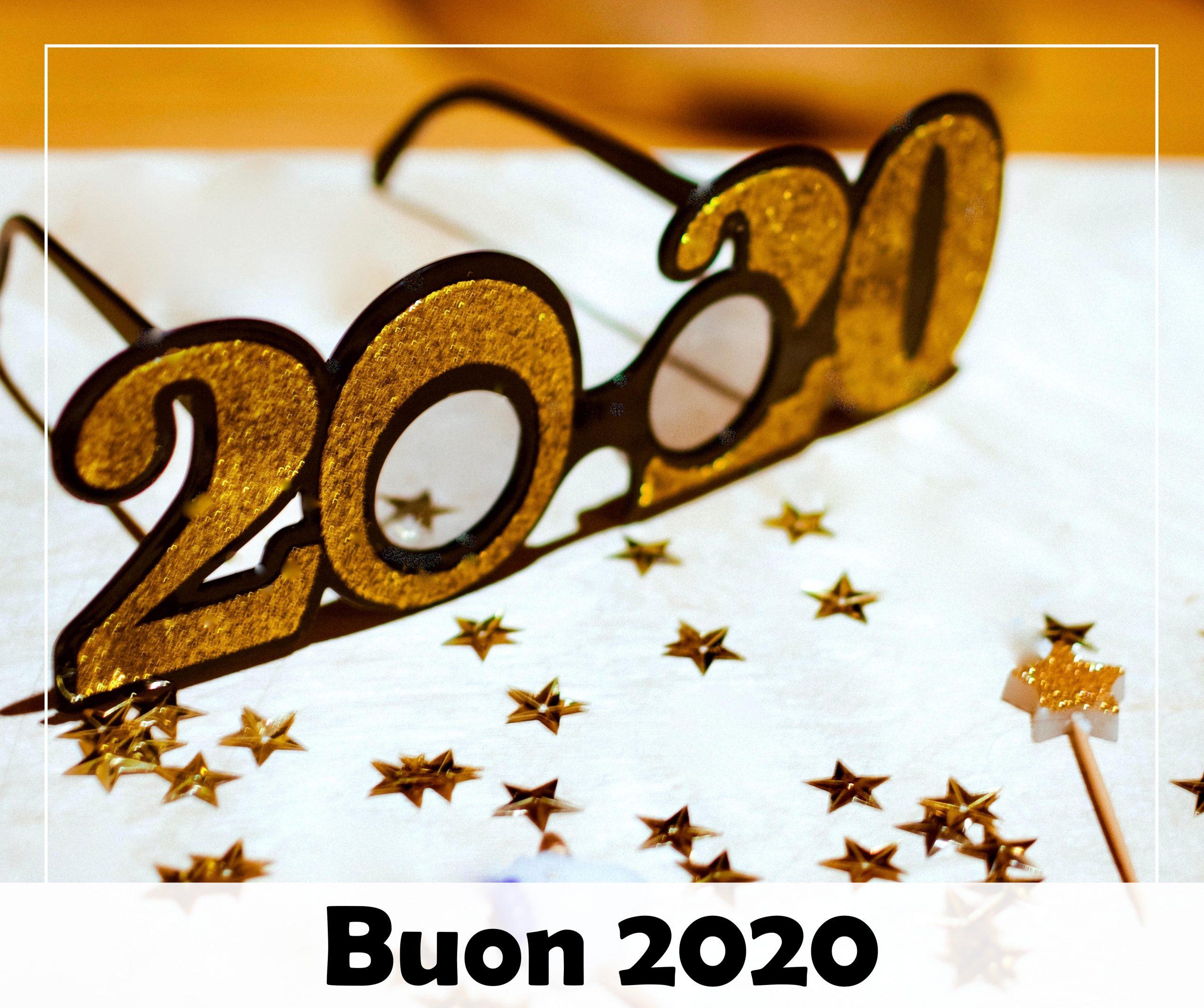 Buon Anno: frasi e immagini per Capodanno 2020