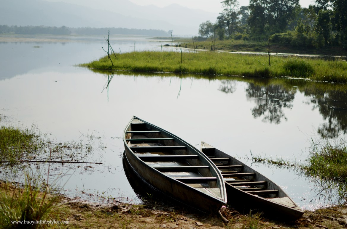 Soak Some Sun while Boating in The Chandubi Lake