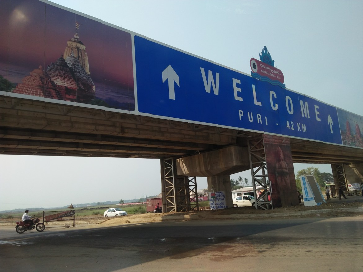 Top attractions in Odisha covered in a weekend trip – Part I