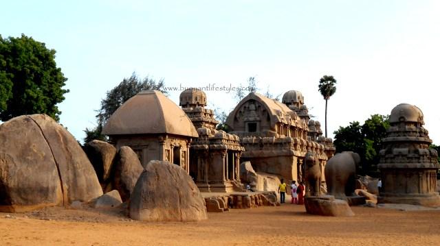 Top Attractions in Mahabalipuram