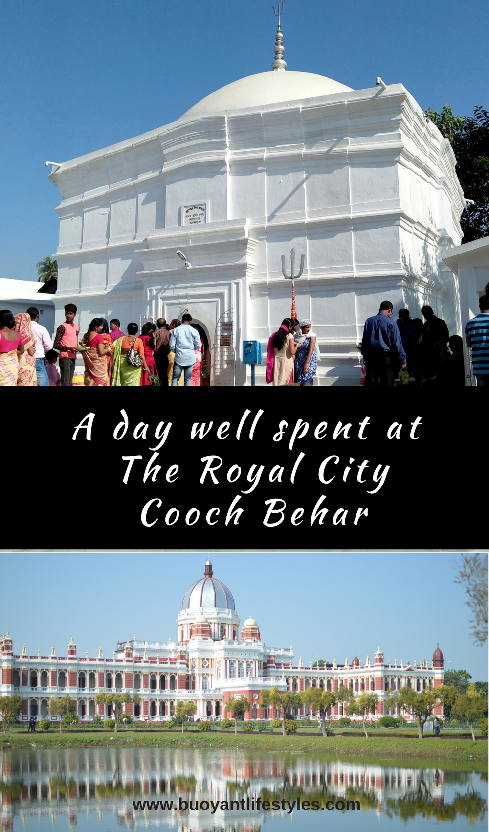 A day well spent at The Royal City Cooch Behar