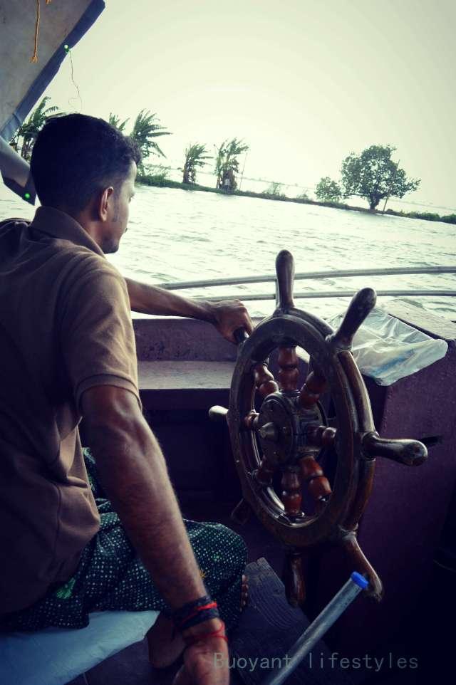 #houseboat #kerela #southindia #guwahatiblogger #myexperience