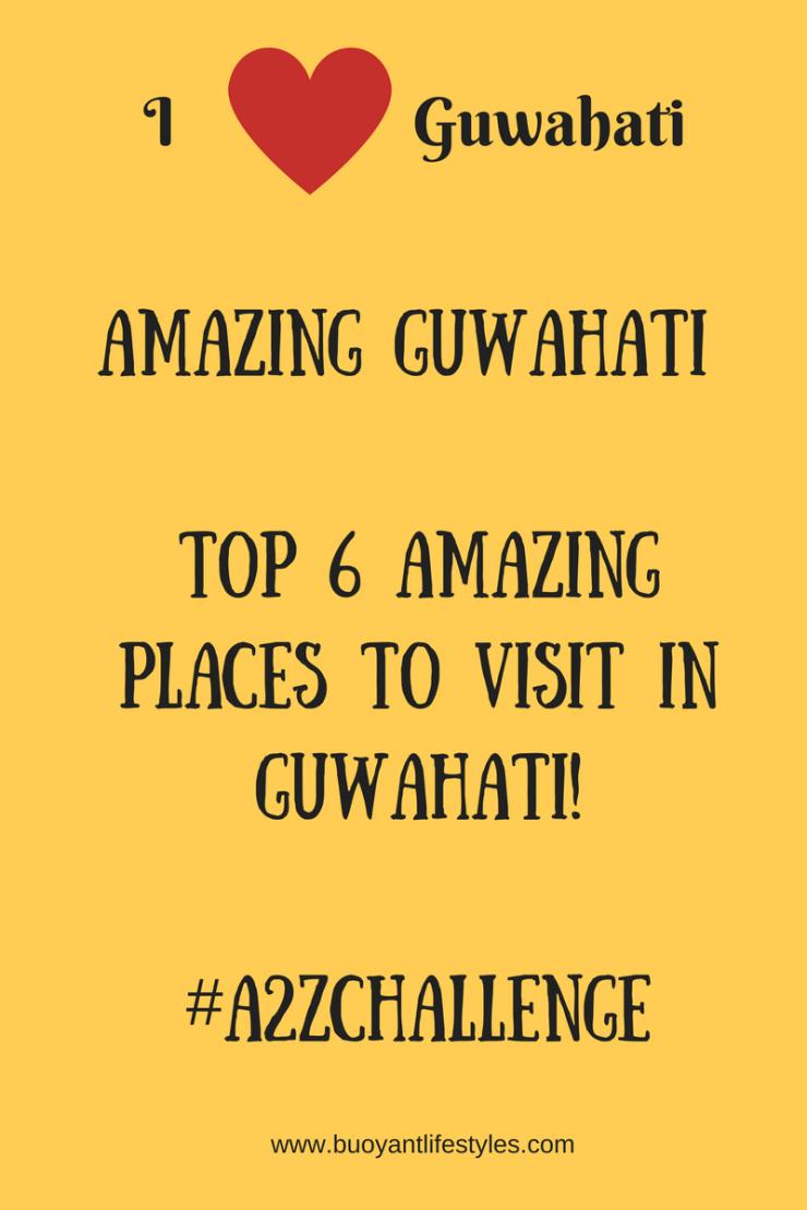 #guwahati #placestovisit #awesomeassam #iloveguwahati #blogchattera2z #challenge #travelblogger #guwahatiblogger