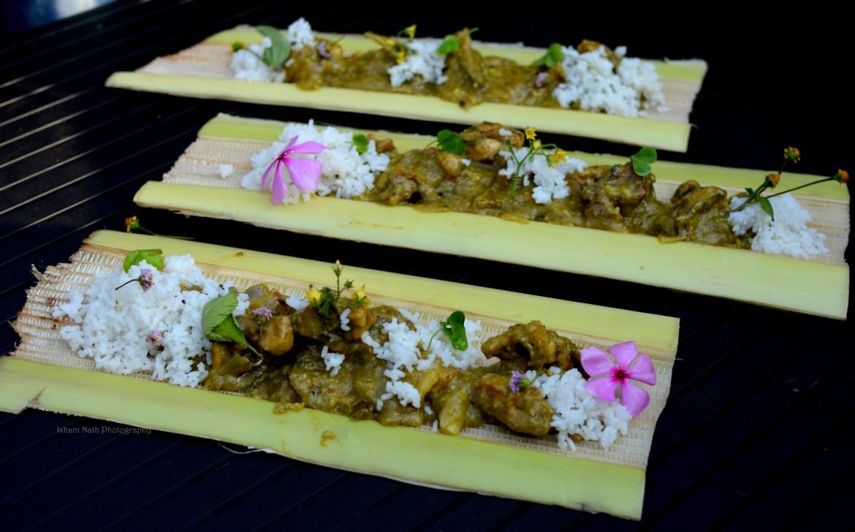 #foodblogger #onla #borocuisine #boro #tribeofassam