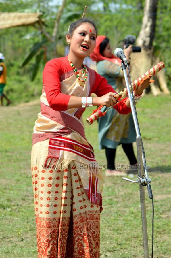 #manasspringfestival #boro #tribesofassam #sustainabletourism #guwahatiblogger
