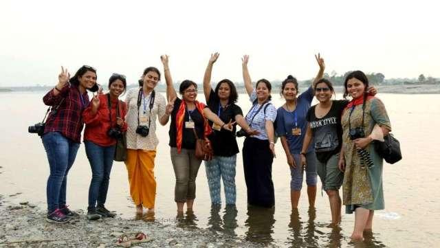 #elephantbath #manasnationalpark #bloggersmeet