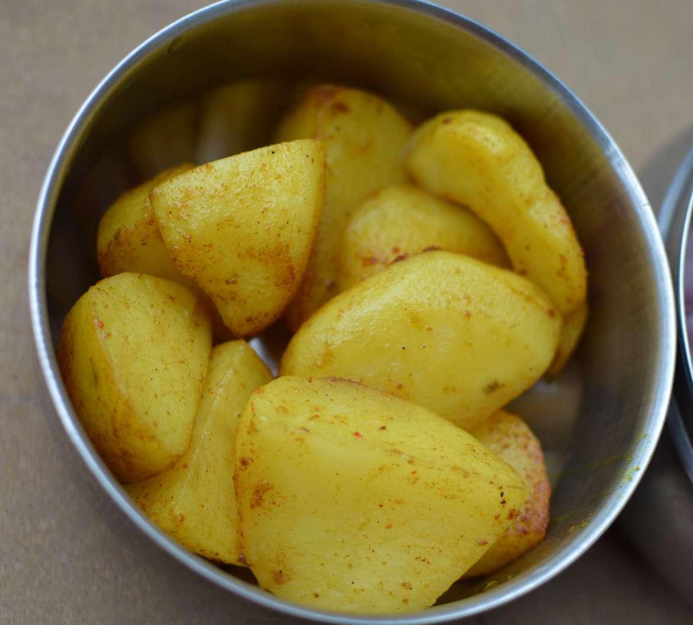 #patharmangsho #bengalicuisine #muttoncurry #mutton #foodblogger #guwahatiblogger