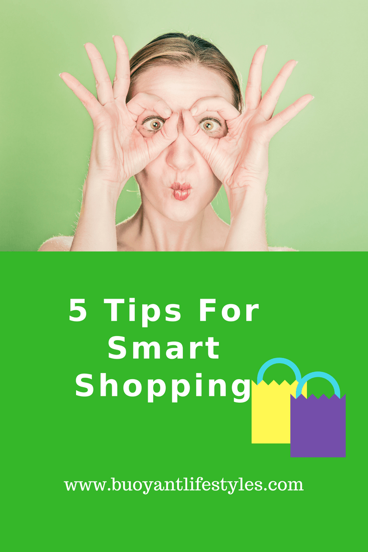 5 Tips For Smart Shopping