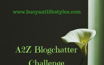 #blogchatterA2Z #challenge #blogging