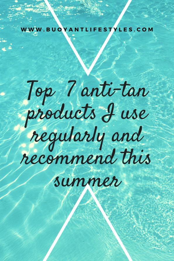 #antitan #sunscreen #skincare