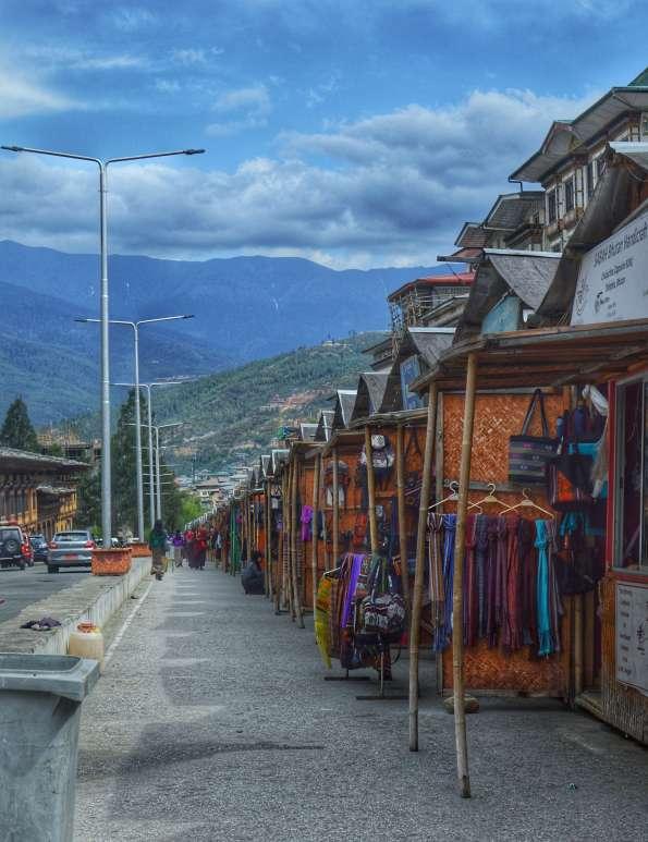 Thimpu Handicraft Market - A Complete Shopping Guide