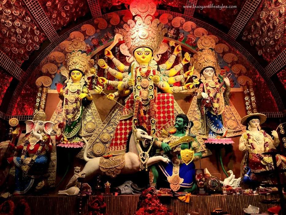 Durga Puja in Kolkata- Famous Puja Pandals, 2019