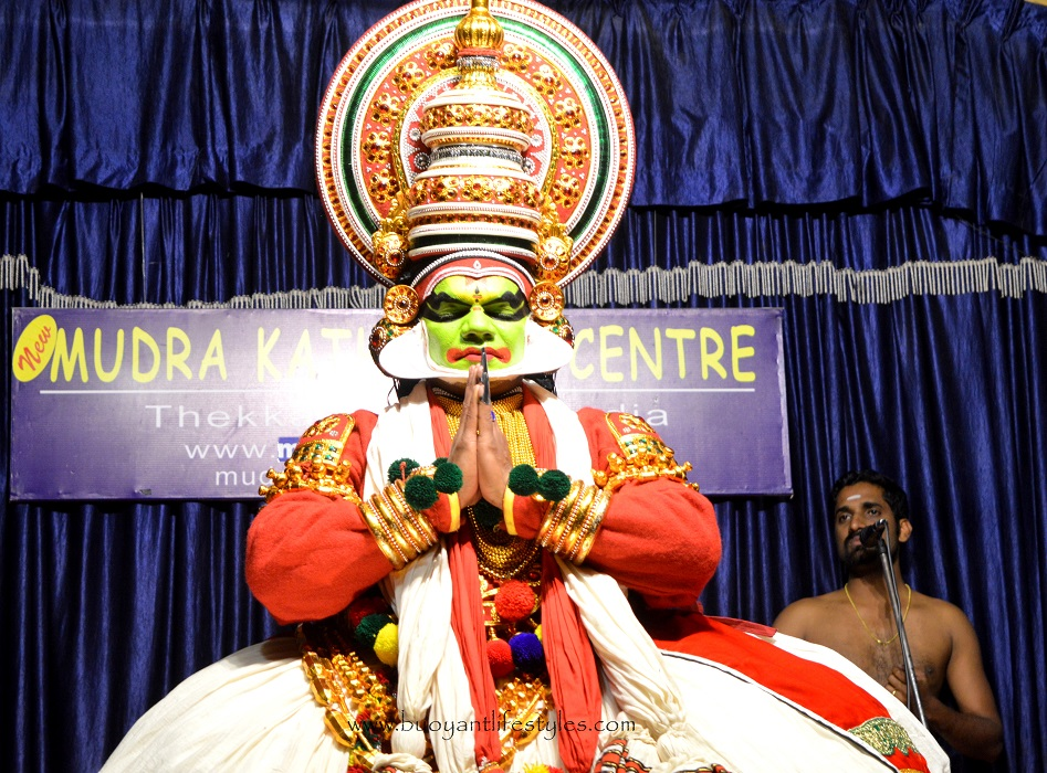 10 Interesting facts about Kathakali Dance in KERALA