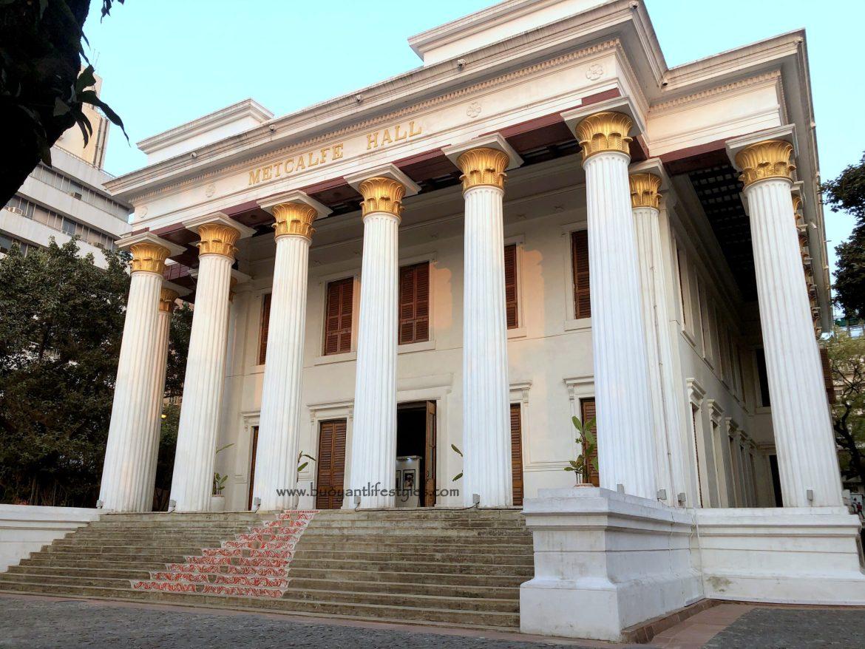 Metcalfe Hall Museum in Kolkata- A Virtual tour, India