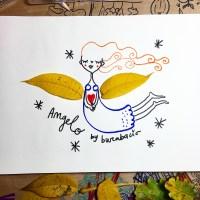 Esercizi di Meraviglia del Giovedì: angeli