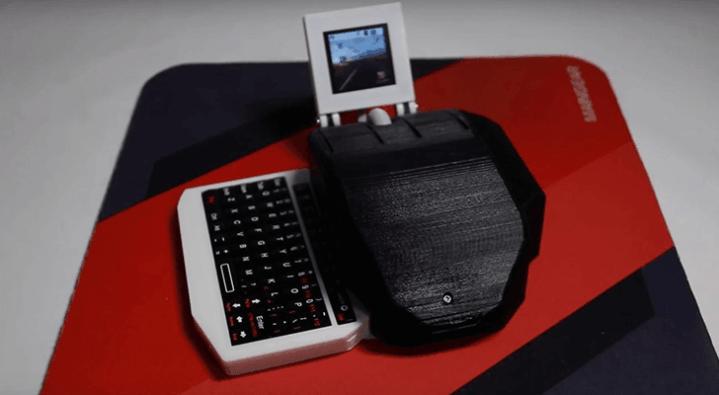 Mouse-Size PC