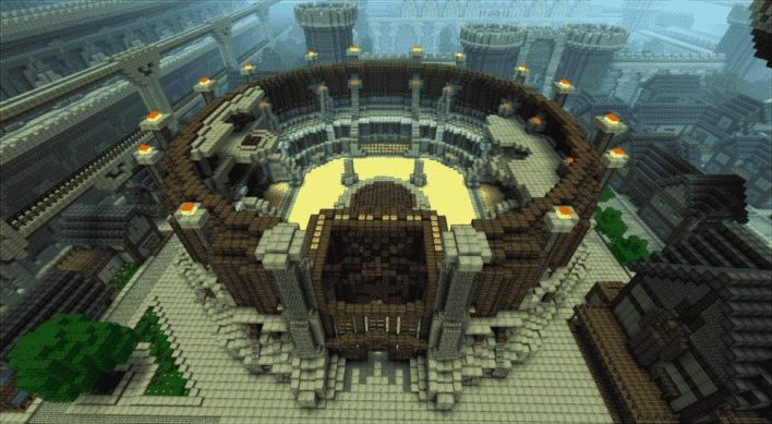 Arena of the Imperial City of Sir-Beret