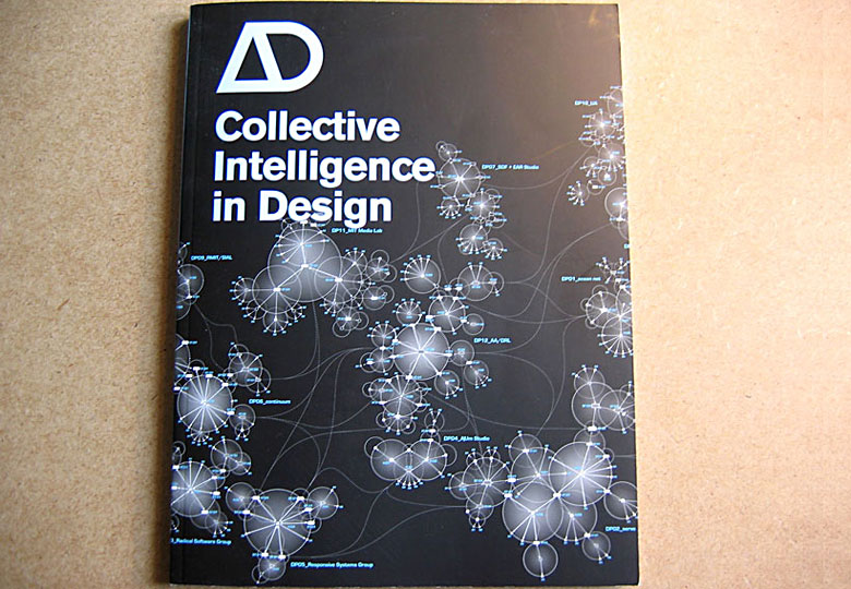 Featured in AD (Architectural Design Magazine) no. 180: Collective Intelligence in Design. 2007 Christopher Hight and Chris Perry, Wiley-Academy Press, London.