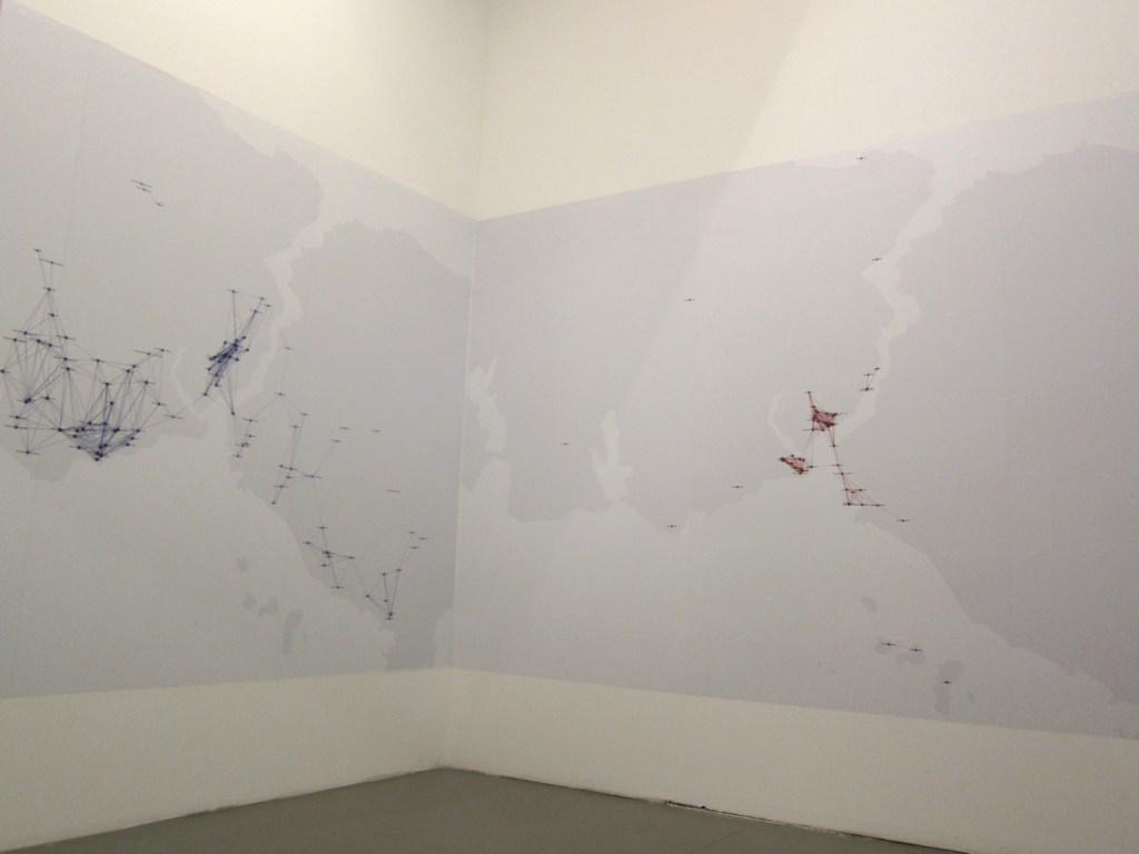 Exhibition view Istanbul Design Biennial, 2012