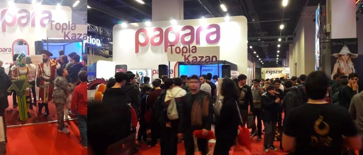 Gist 2018 Papara