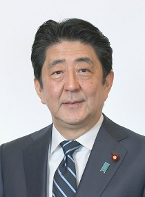 安倍さん(ソース画像)