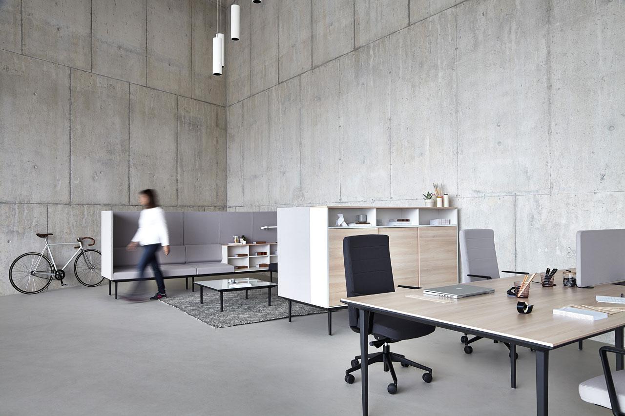Les bnfices du mobilier de bureau professionnel