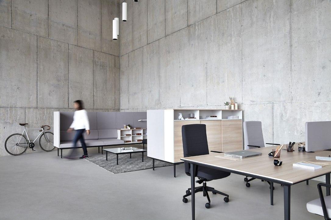 mobilier bureau professionnel Burama
