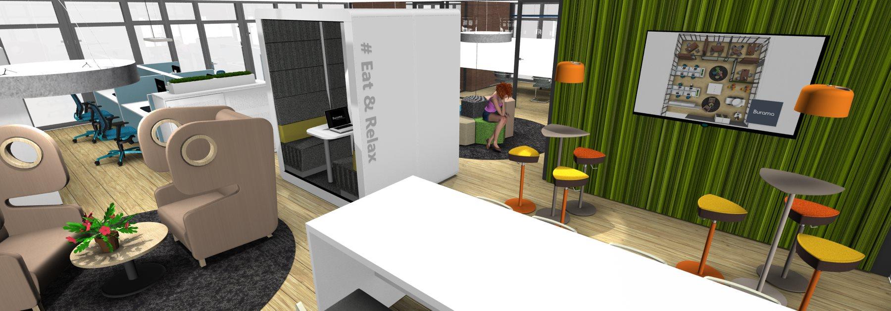 5 conseils de taille pour l am nagement de bureau professionnel. Black Bedroom Furniture Sets. Home Design Ideas