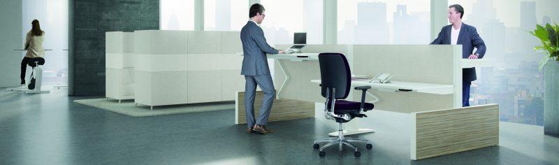 NWOW bureaux réglables en hauteur
