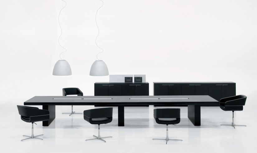 mobilier de bureau et aménagement salle de réunion burama 1
