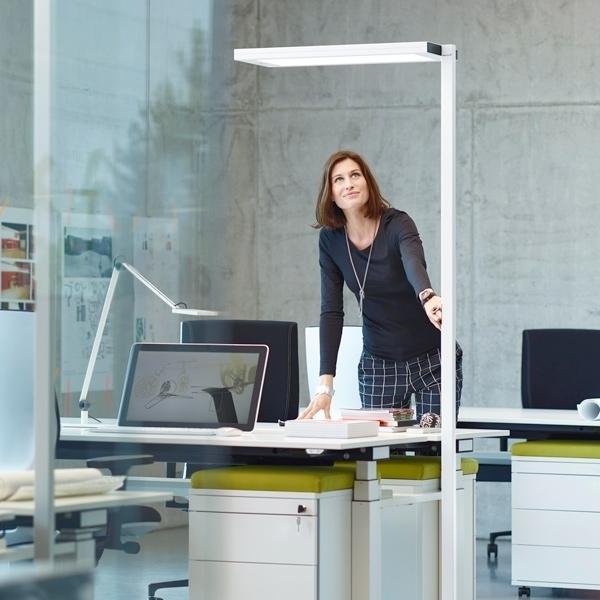 clairage intégré au poste de travail - waldmann