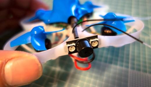 カッ飛び2SフープBETAFPV『Beta75X』、野外飛行ロスト回避のためブザー&LEDを取り付ける!