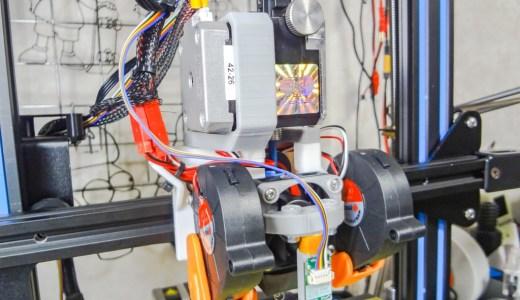 【Ender3 V2静音化対策その②】ホットエンド冷却用&造形物冷却用ファンを交換してみました!格段にファンの騒音が改善され冷却性能も向上!【Hydra FAN Duct】