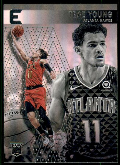 2018-19 Panini Chronicles #234 Trae Young RC