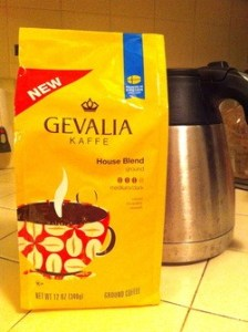 Review…Gevalia House Blend
