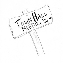 Upcoming Town Hall Meetings