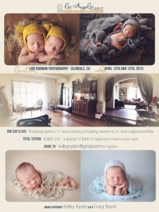 Local Photographer Looking For Newborns!