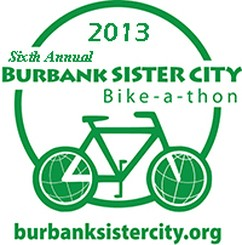 Support The Sister Cities of Burbank In A Bike-A-Thon