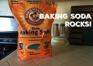 Baking Soda Should Be Our Currency