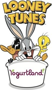 Looney Tunes Inspires New Flavors This Summer At Yogurtland!