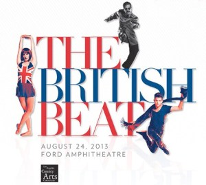 Burbank Dance Company Gets Ready To Rock The Ford Theatres With Some British Invasion!
