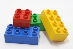 Lego Club Today At The Burbank Central Library
