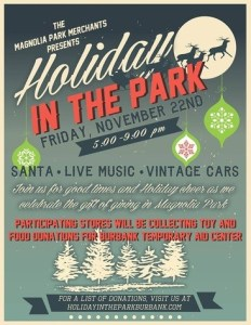 Visit Burbank Mom At Holiday In The Park…And Enter To Win 2 Tix To Expressing Motherhood!