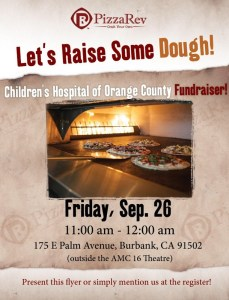 Local Business Is Hosting A Fundraiser Friday Night To Support The CHOC Walk!