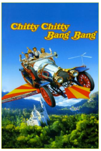 Family Movie At The Library - Chitty Chitty Bang Bang @ Buena Vista Branch Library | Burbank | California | United States