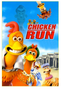 Family Movie At The Library - Chicken Run @ Buena Vista Branch Library | San Marcos | California | United States