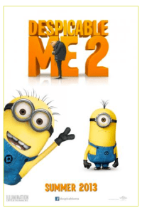 Family Film At The Library - Despicable Me 2 @ Buena Vista Branch Library | Burbank | California | United States
