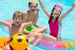 Family Carnival - McCambridge Pool @ McCambridge Pool