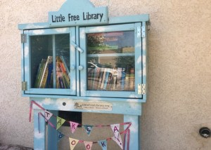 A Complete List of Little Free Libraries In Burbank